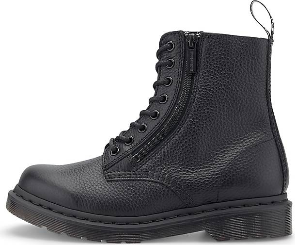 Dr. Martens Schnür-Boots 1460 PASCAL WITH ZIP