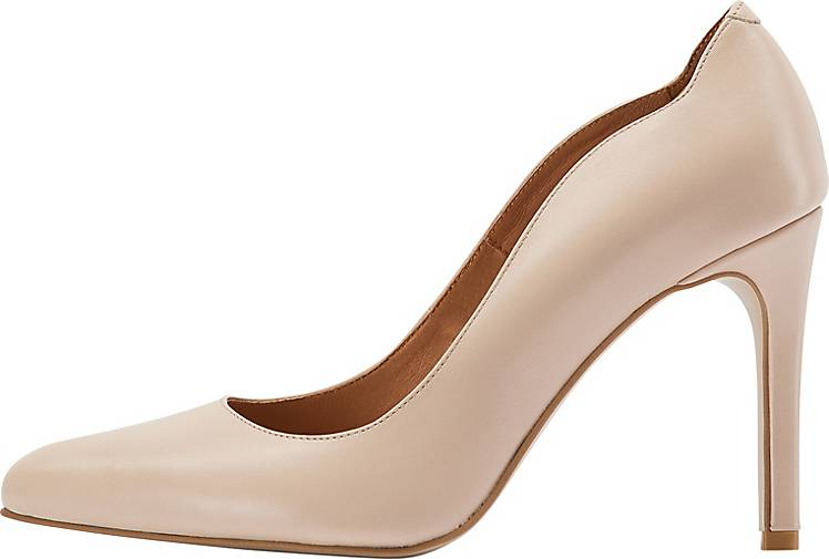 DreiMaster Klassik High-Heel-Pumps
