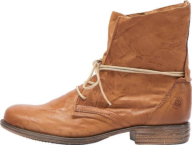 DreiMaster Vintage Weiche Leder Stiefeletten