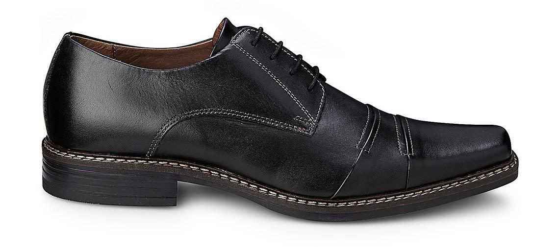 Drievholt Business-Schnürschuh in schwarz GÖRTZ kaufen - 44630601 | GÖRTZ schwarz Gute Qualität beliebte Schuhe 64a505