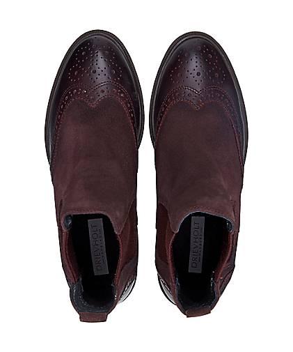 Drievholt Chelsea-Boots in bordeaux | kaufen - 46607201 | bordeaux GÖRTZ f43377