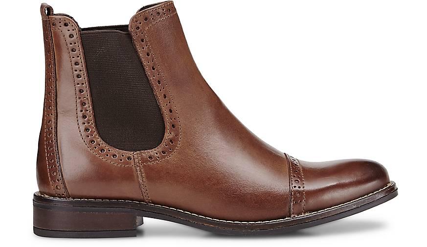 Drievholt Chelsea-Boots in 45816401 braun-mittel kaufen - 45816401 in | GÖRTZ 72d18a