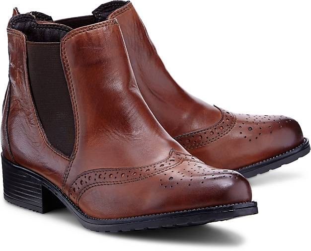 37169da33f5c87 Drievholt Chelsea-Boots in braun-mittel kaufen - 47656201