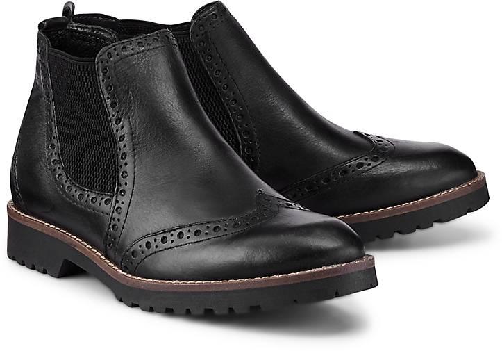 Drievholt Chelsea-Stiefel in schwarz kaufen - 47657401 GÖRTZ Gute Qualität beliebte Schuhe