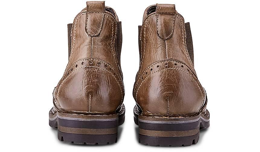 Drievholt Chlesea-Boots in braun-mittel GÖRTZ kaufen - 46605401 | GÖRTZ braun-mittel 176650