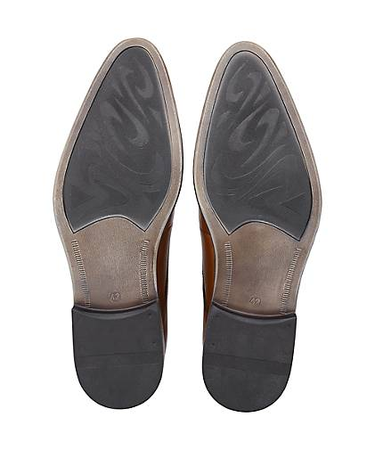 Drievholt GÖRTZ Derby-Schnürschuh in braun-mittel kaufen - 46689202 | GÖRTZ Drievholt Gute Qualität beliebte Schuhe b80a78
