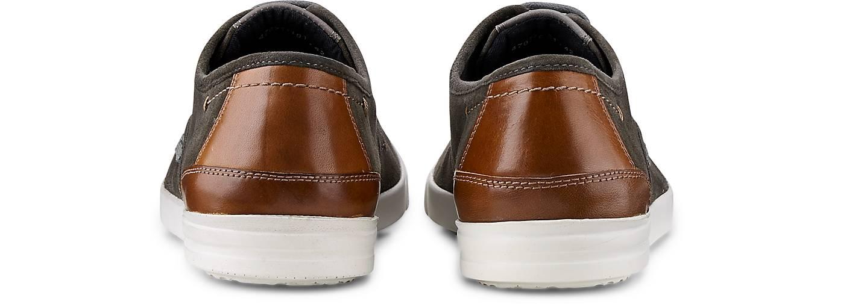 Drievholt Freizeit-Schnürer in | grau-dunkel kaufen - 47077001 | in GÖRTZ Gute Qualität beliebte Schuhe cf2c7e