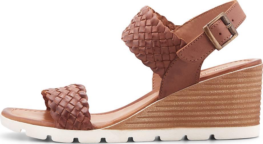 Drievholt Keil-Sandalette