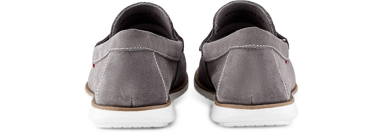Drievholt Leder-Mokassin in grau-dunkel kaufen - 48099801 GÖRTZ Gute Gute Gute Qualität beliebte Schuhe fca3be
