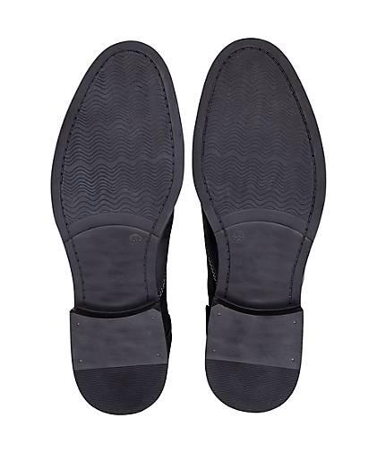 Drievholt Schnür-Stiefel in grau-dunkel kaufen - 46594801 beliebte | GÖRTZ Gute Qualität beliebte 46594801 Schuhe 2bbffe
