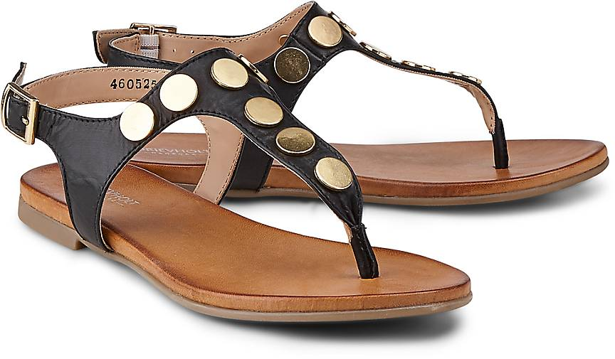 Drievholt Trend-Sandalette Trend-Sandalette Trend-Sandalette in schwarz kaufen - 46052502 | GÖRTZ f78512