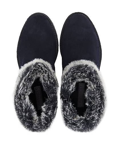 Drievholt Winter-Stiefel in blau-dunkel kaufen - 47657701 GÖRTZ GÖRTZ 47657701 Gute Qualität beliebte Schuhe 16a9ad