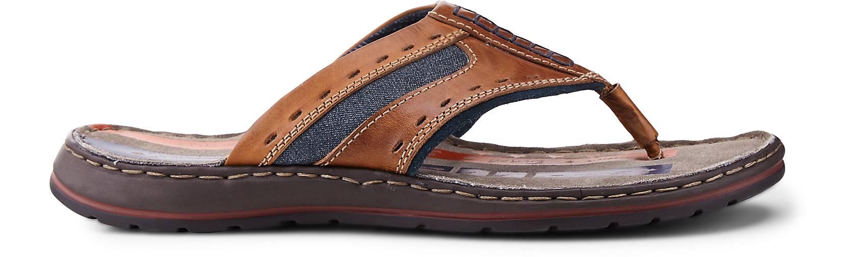 Drievholt Zehensandale in braun-mittel braun-mittel braun-mittel kaufen - 47260701 GÖRTZ Gute Qualität beliebte Schuhe d8bfc9