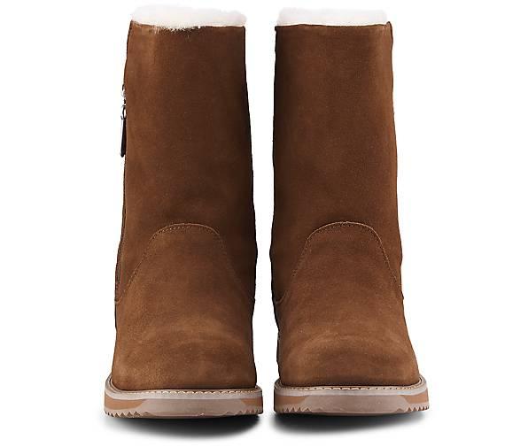 Damen Winter Braun boots Gravelly mittel qHHpSfW0wr