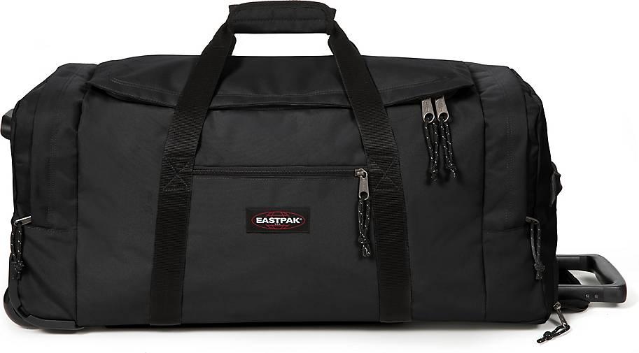 Eastpak Leatherface M + 2-Rollen Reisetasche 68 cm