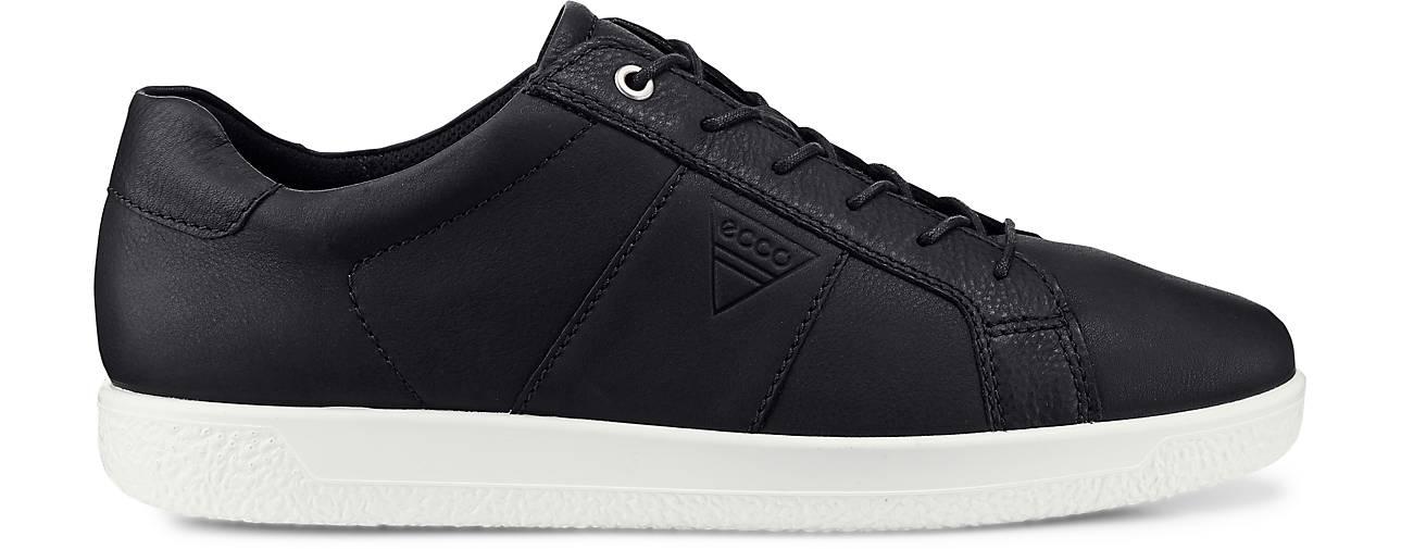 Ecco Ecco Schnürer SOFT 1 in schwarz GÖRTZ kaufen - 47505801 | GÖRTZ schwarz Gute Qualität beliebte Schuhe 2ccd79