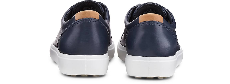 Ecco Halbschuh - SOFT in blau-mittel kaufen - Halbschuh 44548203 | GÖRTZ Gute Qualität beliebte Schuhe 2e33fc