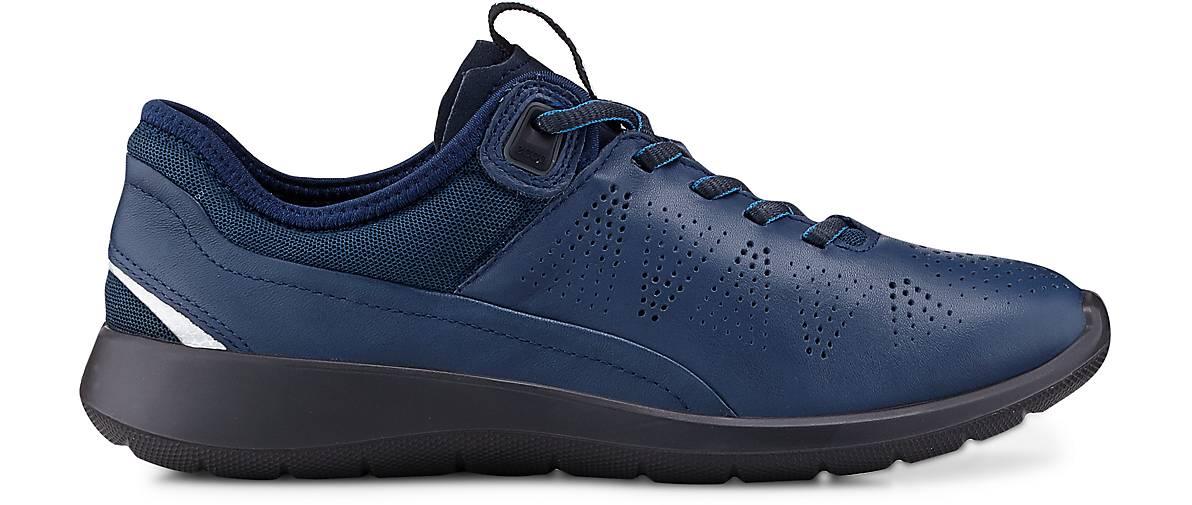 Ecco Halbschuh Soft 5 in blau-dunkel kaufen - - - 48055601 GÖRTZ Gute Qualität beliebte Schuhe 485fb3