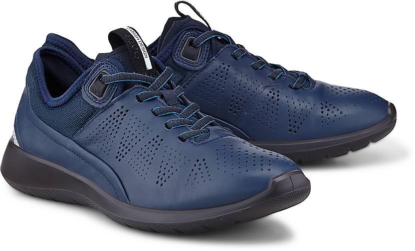 Ecco Halbschuh Soft 5 in blau-dunkel kaufen - 48055601 GÖRTZ Gute Qualität beliebte Schuhe