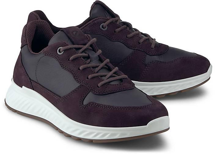 Ecco Leder-Sneaker
