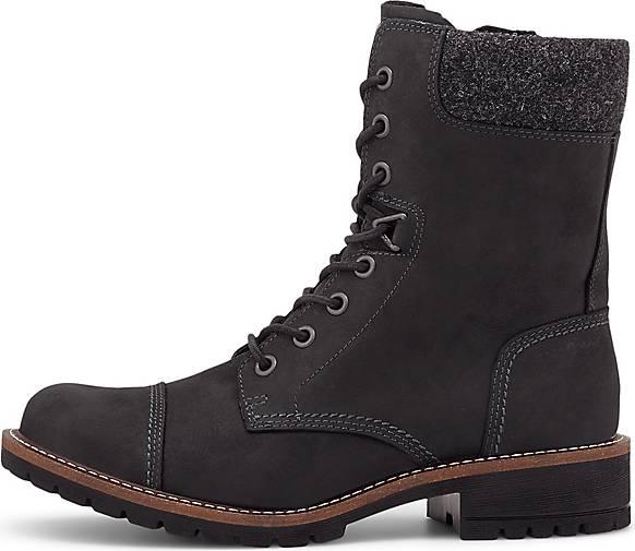 Ecco Schnür-Boots ELAINE