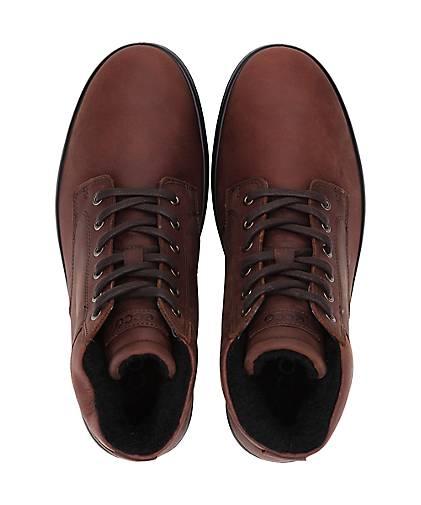 Ecco Schnür-Stiefel SOFT 7 in braun-mittel kaufen - 47741701 47741701 -   GÖRTZ Gute Qualität beliebte Schuhe d19a26