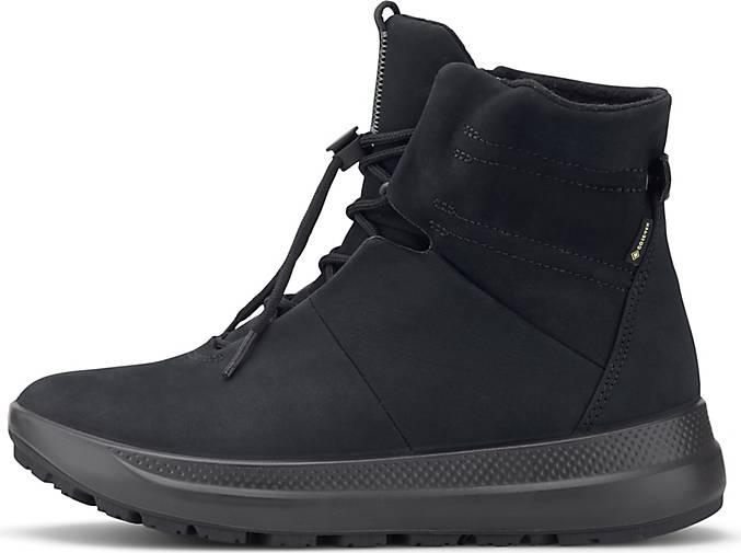 Ecco Schnür-Boots SOLICE