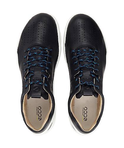 Ecco schwarz Schnürer BIOM STREET in schwarz Ecco kaufen - 47265701 | GÖRTZ Gute Qualität beliebte Schuhe b61e5e