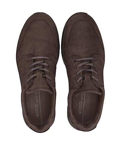 Ecco Schnürer IRVING in GÖRTZ braun-dunkel kaufen - 47744101 | GÖRTZ in Gute Qualität beliebte Schuhe acb71a