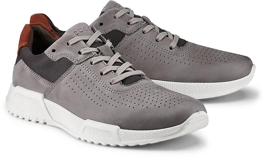 0acf7ac3f1c2c3 Ecco - Schnürschuh LUCA - Freizeit-Schuhe - grau-dunkel - GÖRTZ
