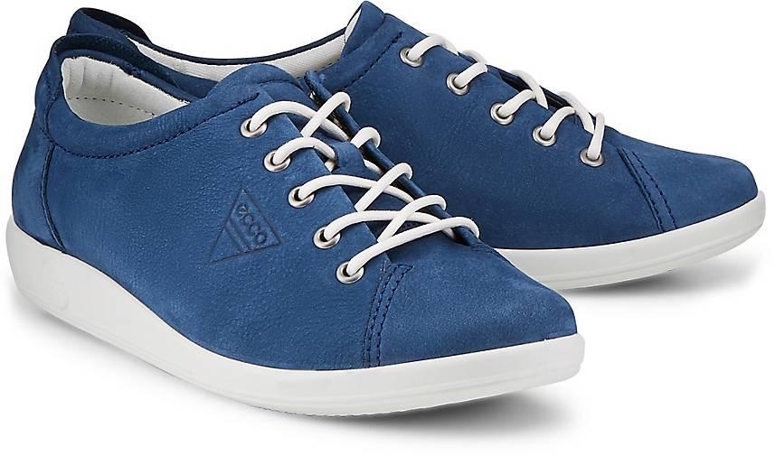 Blau mittel Sneaker 2 Soft Damen R7Ixtxw