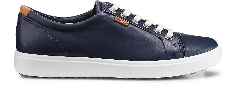 Soft 7 Blau Damen mittel Sneaker wgxU5v5qZ
