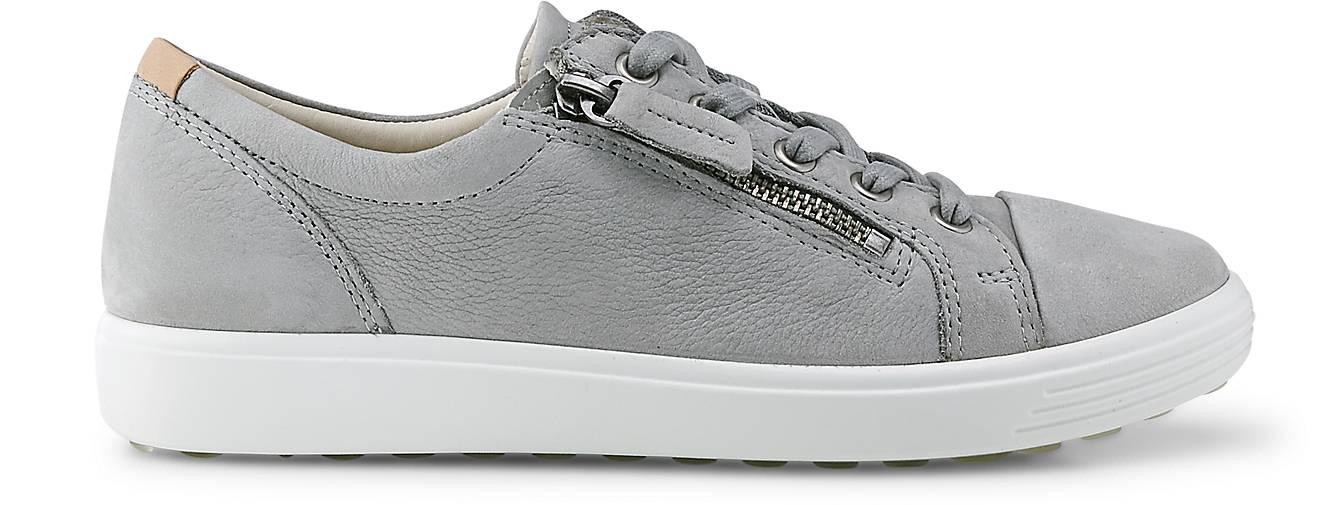 Ecco Sneaker kaufen SOFT 7 in grau-hell kaufen Sneaker - 47226401 | GÖRTZ Gute Qualität beliebte Schuhe 1b68e0