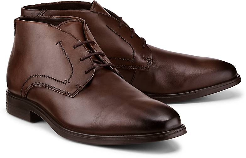 ab0092f9d25ac7 Ecco Stiefel MELBOURNE in braun-dunkel kaufen - 47743201