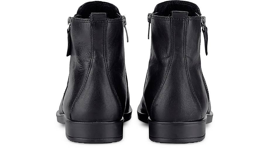 Ecco Stiefelette in schwarz schwarz schwarz kaufen - 48055501 GÖRTZ Gute Qualität beliebte Schuhe 910a53