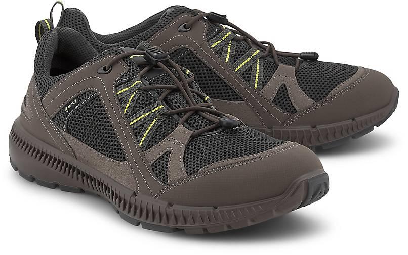 Ecco TERRACRUISE Sneakers für Damen in dunkel grau