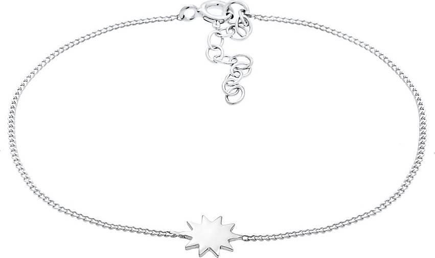 Elli Armband Armkettchen Sonne Sommer Basic 925 Sterling Silber