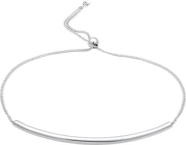 Elli Armband Kugel Geo Minimal Design Verstellbar 925 Silber