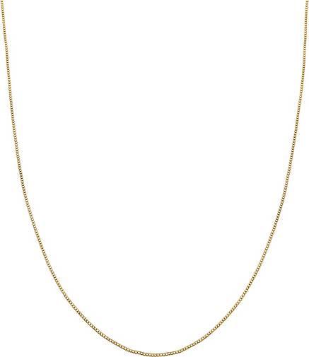 Elli Halskette Basic Box Chain Kombinierbar 925er Silber