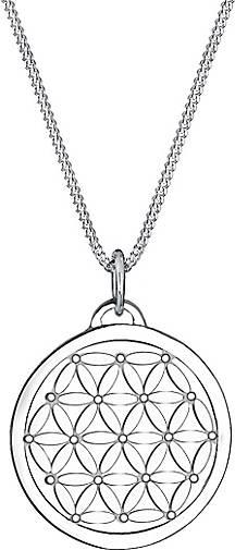 Elli Halskette Lebensblume 925 Sterling Silber