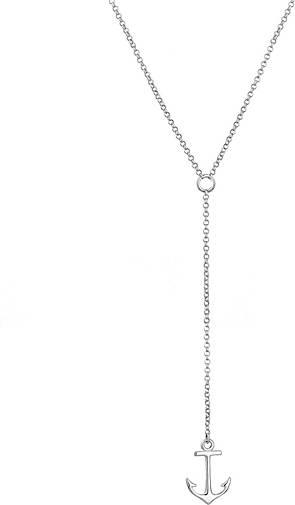 Elli Halskette Y-Kette Anker Meer Strand Kombinierbar 925 Silber
