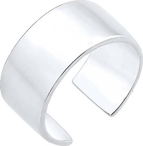 Elli Ohrringe Basic Single Earcuff Trend 925 Sterling Silber