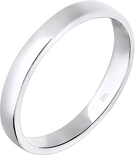 Elli Ring Basic Bandring Trend 925 Sterling Silber