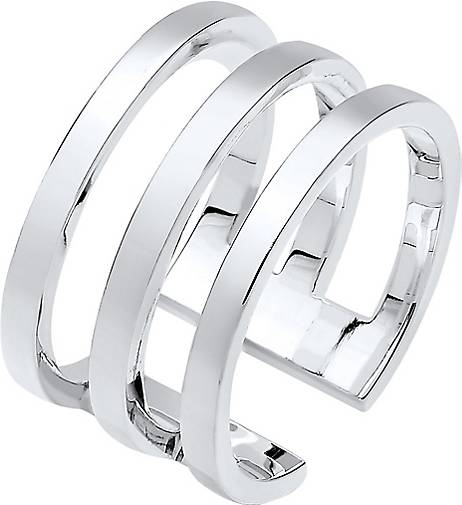 Elli Ring Blogger Must-Have Wickelring 925 Sterling Silber