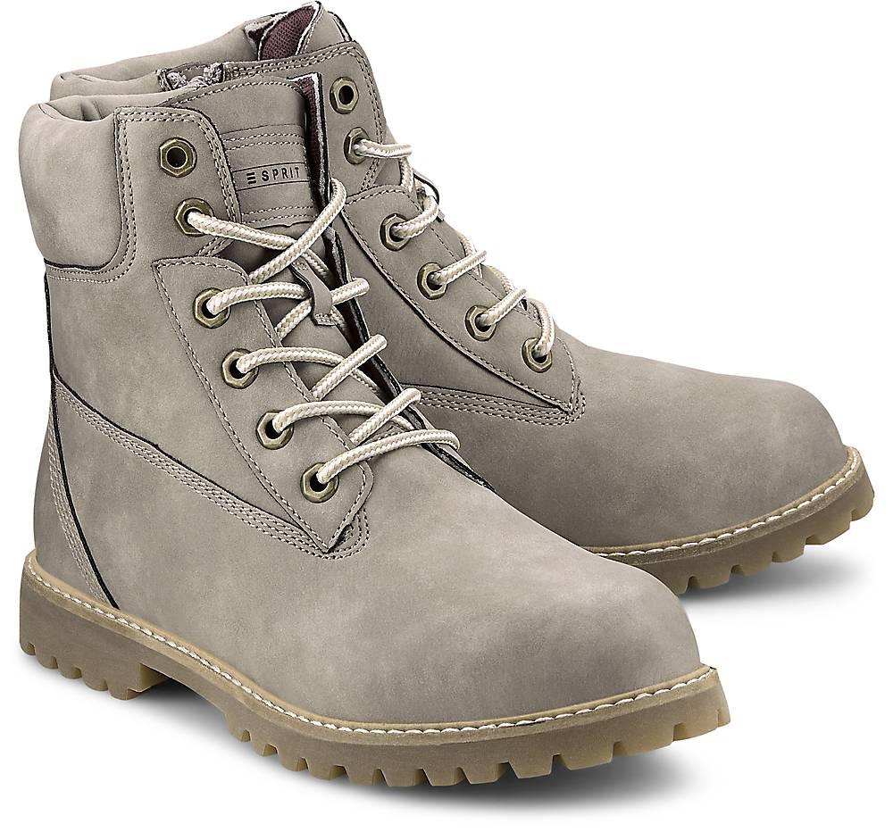 Esprit Boots LANDY dunkelgrau~48887201~front~1000 - aktuelle Schnäppchen von Goertz