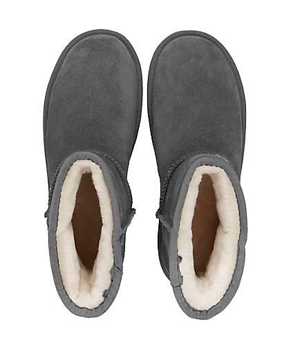 Grau Damen Damen Grau Luna Luna Damen Grau Boots dunkel Boots Boots Luna dunkel dunkel BBqfnH1xW