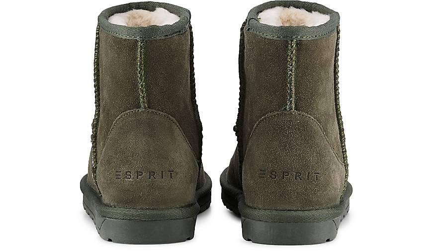 Damen Luna Damen Boots Khaki Luna Luna Khaki Boots Damen Boots TXqddZw