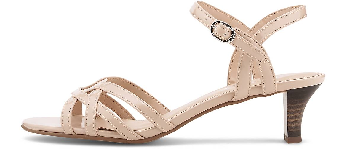 Esprit Lack-Sandalette BIRKIN