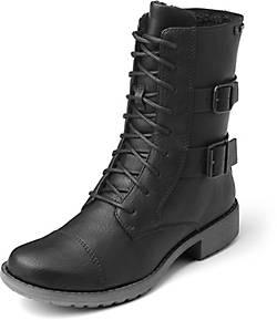 Esprit Schnür-Boots AMITA