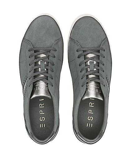Grau Up dunkel Miana Sneaker Lace Damen wTY6q6